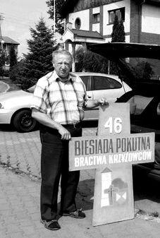 Świdnica: Żegnamy Andrzeja Scheera