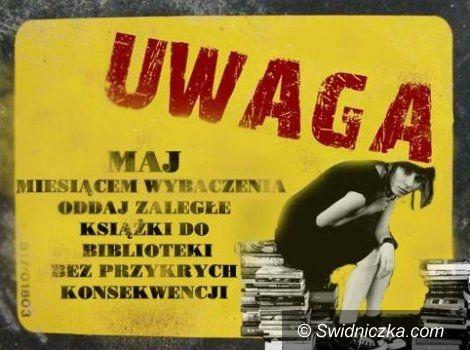 Jaworzyna Śląska: Jaworzyńska biblioteka przebacza