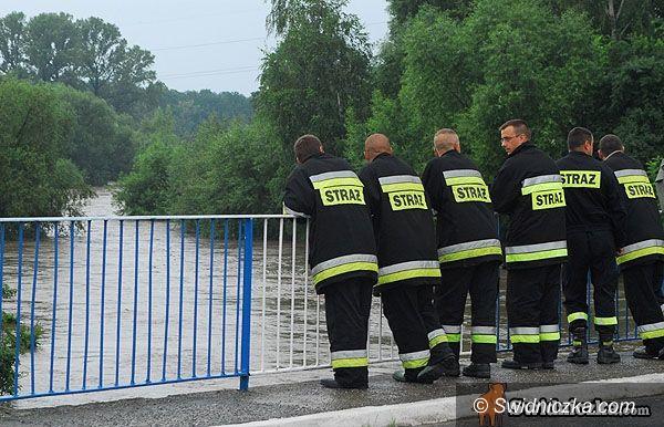 Dolny Śląsk: Służby monitorują rzeki