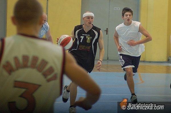 Świdnica: Finał  Amatorskiej Ligi Koszykówki godzinę wcześniej