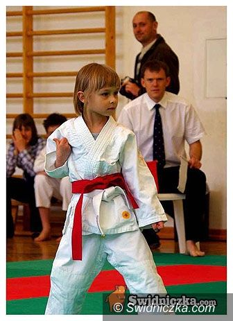 Roztoka: Karate w wykonaniu najmłodszych