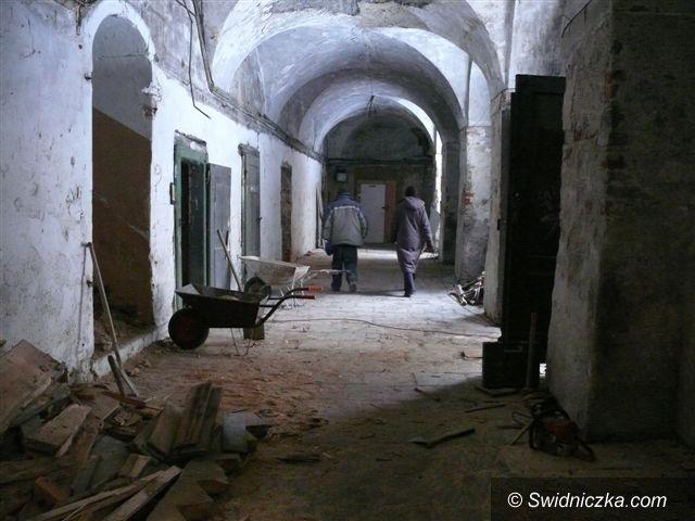 Strzegom: Strzegom ma 5 mln na przebudowę klasztoru i parku