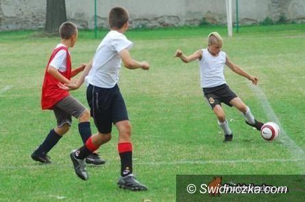 Strzegom: Poszukiwania piłkarskich talentów