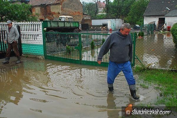 powiat świdnicki: Jednoczymy się z powodzianami