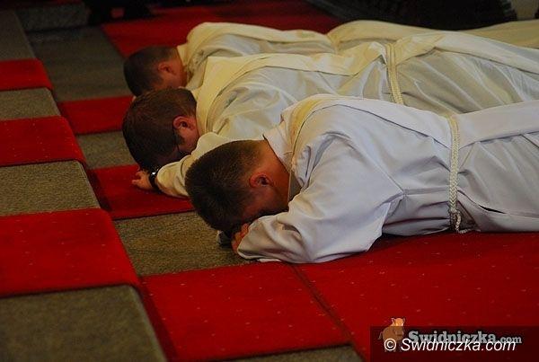 Świdnica/Jasna Góra: Nowi kapłani odprawili mszę na Jasnej Górze