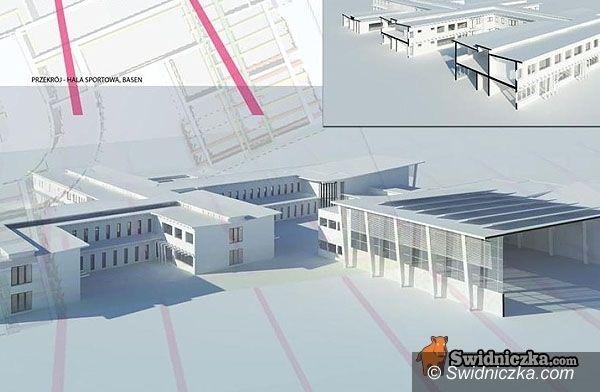 Świdnica: Rusza budowa szkoły specjalnej