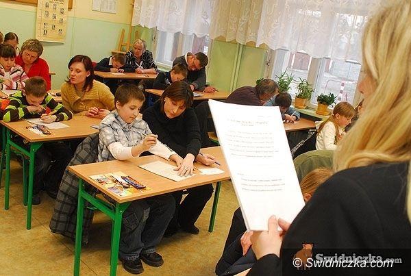 Świdnica: Poczytaj mi nauczycielu