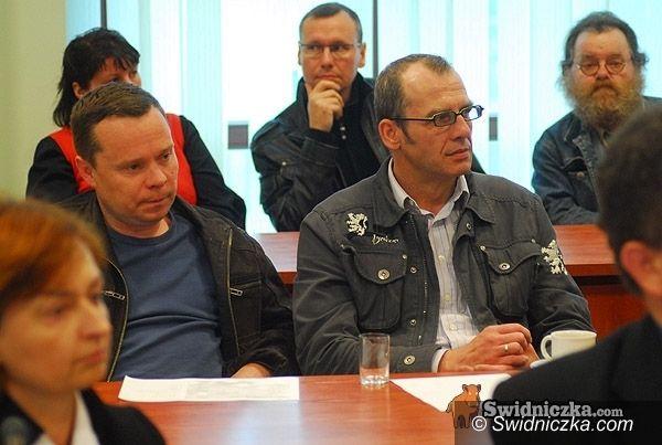 Świdnica: Leśna wraca na sesję