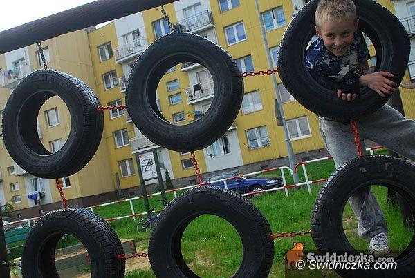 Świdnica: Radny w obronie placu zabaw