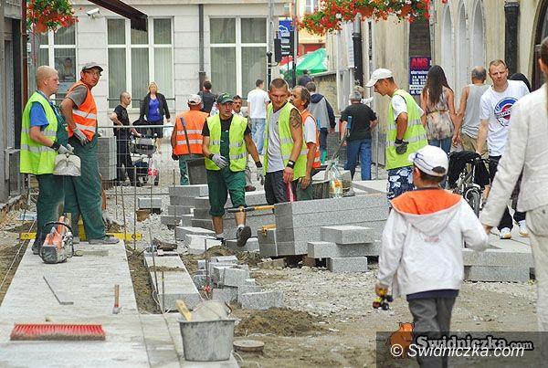 Świdnica: Łukowa już nie szutrowa