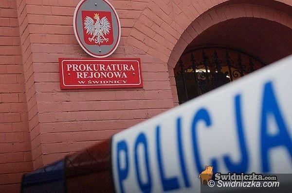 Świebodzice: Kompan mordercy aresztowany