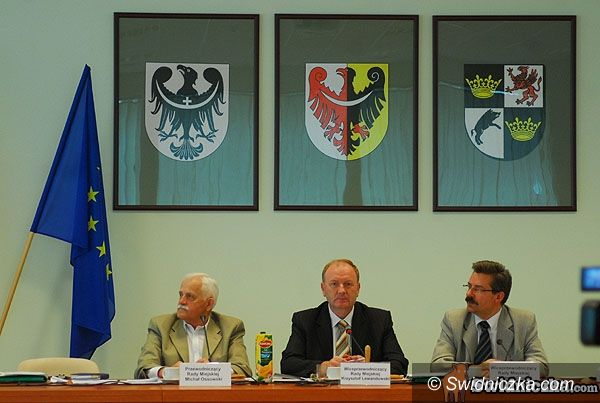 Świdnica: Radni już mają wakacje