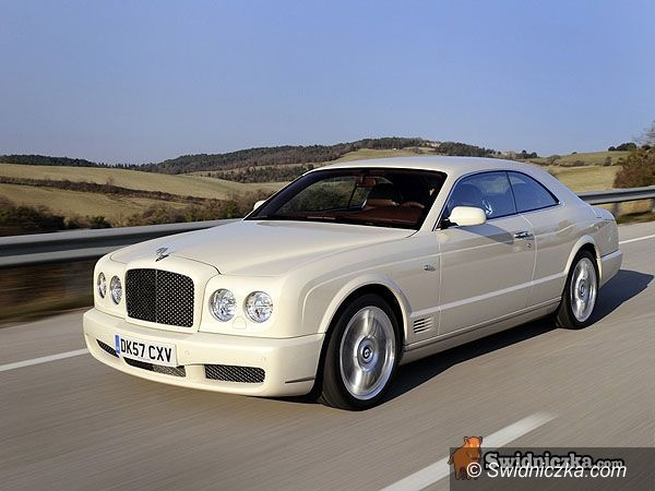 Świdnica: Zlot Rolls–Royce'ów i Bentley'ów – w piątek będzie można podziwiać auta