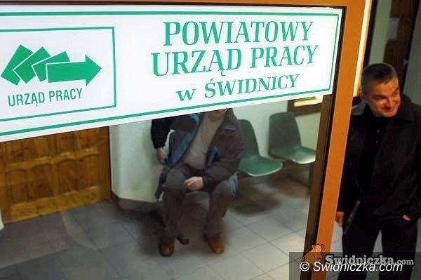 powiat świdnicki: Mamy 7492 bezrobotnych w powiecie
