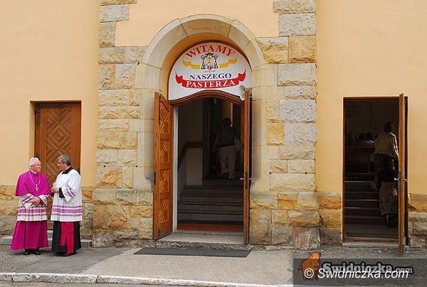 Świdnica: 15 lat parafii św. Andrzeja Boboli