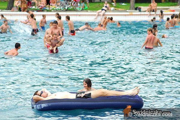 Świdnica: Letnie kąpielisko dziś otwiera swe podwoje