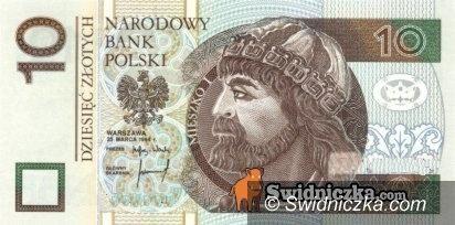 Dzierżoniów: Fałszywe pieniądze zaraz za granicą naszego powiatu
