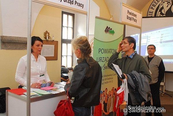 powiat świdnicki: Pracy szukaj na giełdzie
