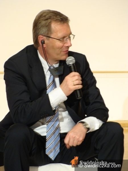 Krzyżowa/Niemcy: Właśnie wybrany prezydent Niemiec gościł niedawno w Krzyżowej