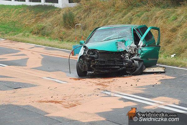 powiat świdnicki: Pijani sprawcy wypadków będą tracić prawo jazdy na zawsze