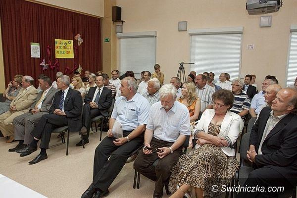 Żarów: Robert Jagła: Będę kandydował na burmistrza Żarowa