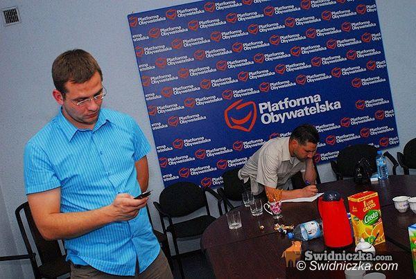 Świdnica/kraj: Szampany w Platformie, smutek w PiS–ie, Polska ma (sondażowego) prezydenta