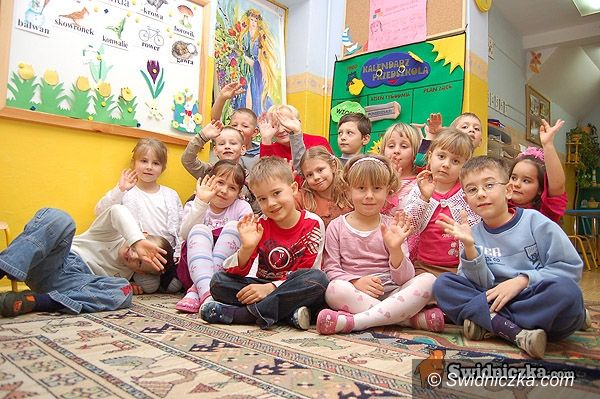 Świdnica: Powstaną cztery nowe oddziały przedszkolaków