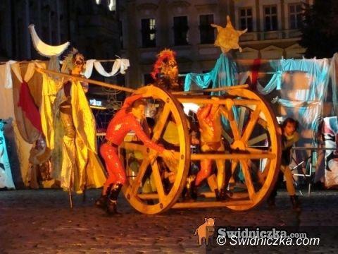 Świdnica: Teatr otwarty na świat – dziś Rynek staje się sceną