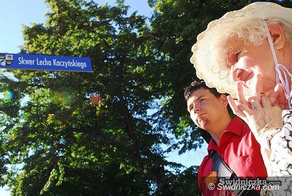 Świdnica: Prezydent Lech Kaczyński upamiętniony w Świdnicy