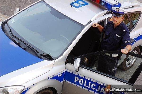 Świdnica: Policja porozmawiała z mieszkańcami Osiedla Młodych
