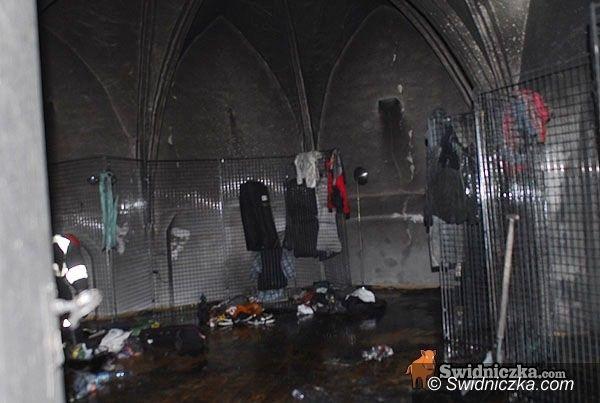 Świdnica: Muzyk spowodował pożar w katedrze?