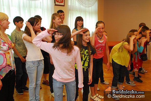 Świdnica: Dzieci z Polski, Ukrainy, Litwy i Białorusi