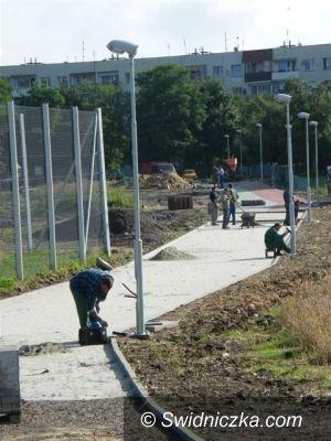 Świebodzice: Ulica Bolka zostanie połączona z basenem