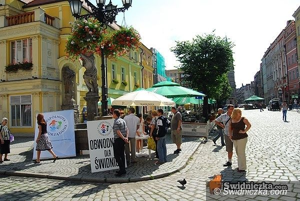 Świdnica: Platforma Obywatelska oświadcza: Wspólnota Samorządowa manipuluje mieszkańcami
