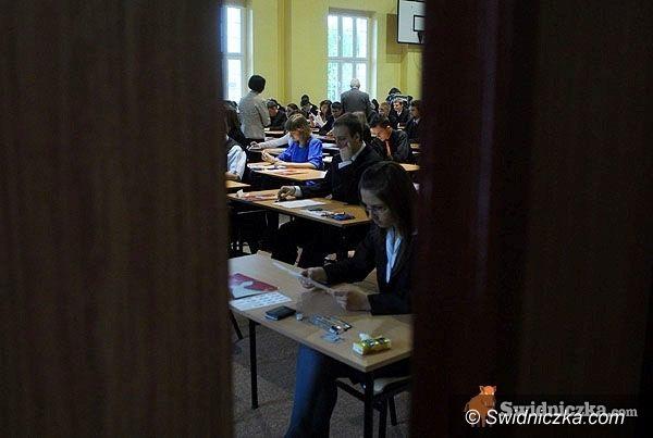 powiat świdnicki: Drugie liceum ma najlepszych maturzystów