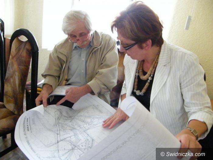 Świebodzice: Nowe plany zagospodarowania, nowa ulica i kontrowersyjna bonifikata
