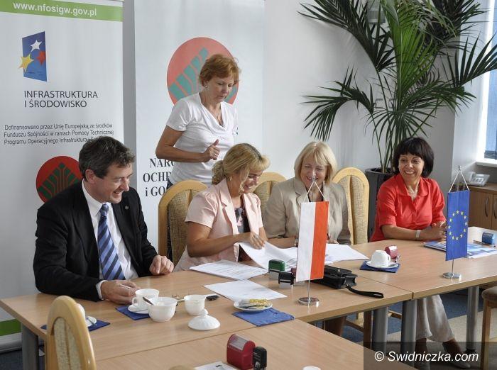 Świdnica: Podpisana umowa na 30,5 mln zł na ciepło