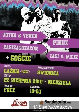 Świdnica: Rap prosto z serca – świdniccy hip–hopowcy zapraszają na imprezę