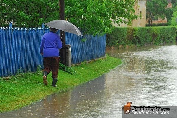 Dolny Śląsk: Hydrolodzy spodziewają się przyboru 100 cm wody w rzekach w ciągu kilku godzin