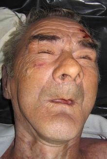 Świdnica: Śmierć na ławce – policja chce zidentyfikować zmarłego