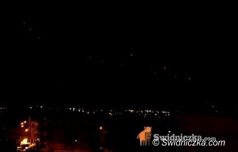 Świdnica: UFO nad Świdnicą?