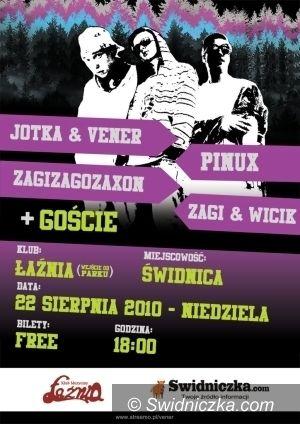 Jaworzyna Śląska/Świdnica: Imprezowy weekend – elektro i hip–hop