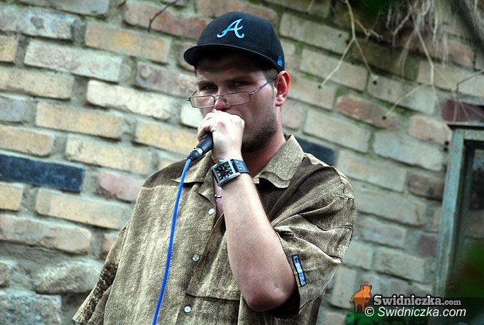 Świdnica: Świdniccy raperzy i ich freestyle