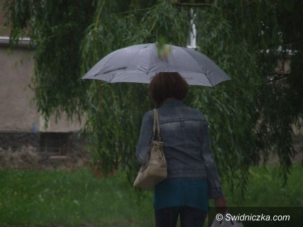Dolny Śląsk: Uwaga na pioruny i grad