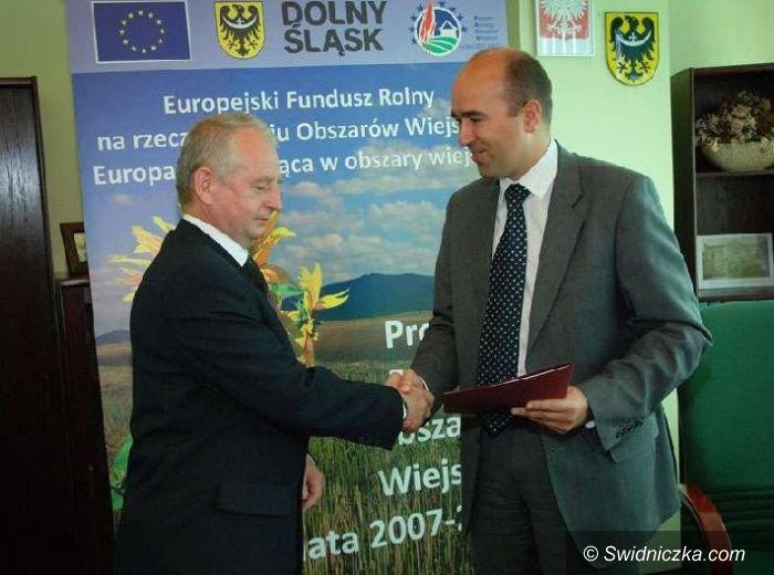 Wrocław/Milikowice: Decyzja na scalenie gruntów w Milikowicach odebrana