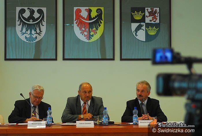 Świdnica: Budżet powiatu wykonany w 35 procentach