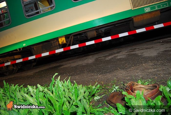 Żarów: Żarowski przejazd śmierci –  tragicznie zginęli dwaj mężczyźni