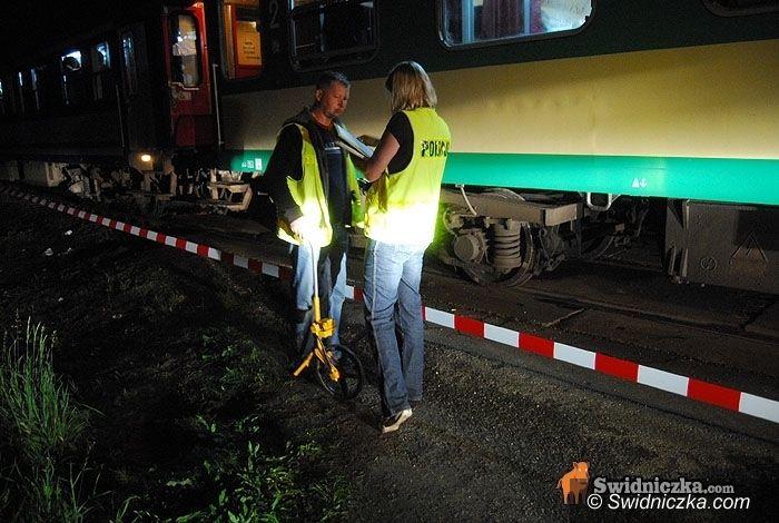 Żarów/Świdnica: Znana jest tożsamość drugiej z ofiar tragedii na przejeździe kolejowym