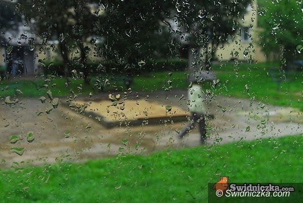 Dolny Śląsk: Będzie padać... intensywnie