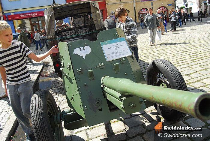 Świdnica: Wojna w Rynku